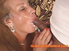 Granny is a three hole slut for cum movies at freekiloporn.com