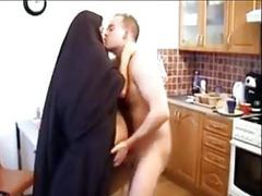 Hijab burka wife cheating gets fucked videos