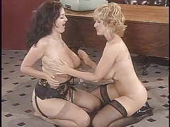 Danni ashe and lorna morgan. tubes