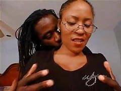 Hairy ebony mom gets what she wants movies