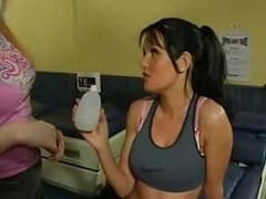 Talia works out movies at find-best-tits.com