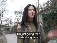 Public agent outdoor orgasms for serbian beauty movies