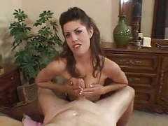 Hot mom enjoys sucking and jerking off a dick movies at find-best-hardcore.com