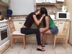 Girls in love - lesbian girlfriends love anal 5 videos