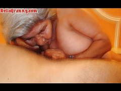 Old latina amateur granny  with big boobs and big ass movies at kilogirls.com