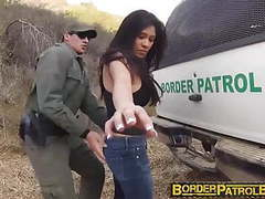 Alejandra leon fucks the nasty patrol movies at find-best-videos.com