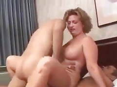 Wife suprised how much she loves to be taken by 2nd guy tubes