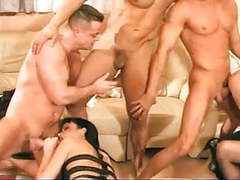 Wild bi orgy movies at adipics.com