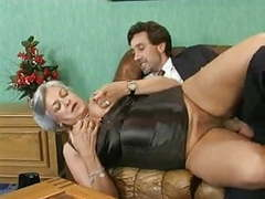 Grey haired granny dp - id please movies