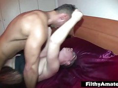 Big cocks gigolo! anal sex for desperate housewife! movies
