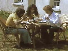 Les obsedees 1977 (cuckold, dped, threesome scenes) videos