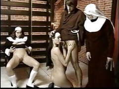 Dirty nuns (luana69) tubes