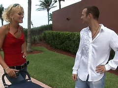 Creampie and impregnation for a blonde slut movies at kilogirls.com