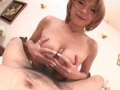 Pov titjob from japanese girl sumire tubes at lingerie-mania.com
