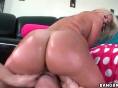 Big ass laela pryce is a hot cock riding slut videos