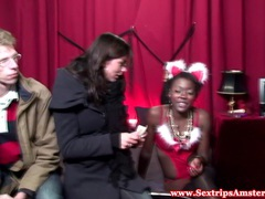 A sexy real dutch black hooker gets oralsex movies at reflexxx.net
