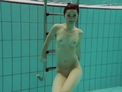Talented swimmer is naked underwater movies at find-best-lingerie.com