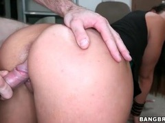 Kelsi monroe doggystyle with a facial videos