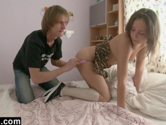 Stepsister fucked in secret by stepbrother videos