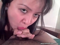 Curvy asian amateur cocksucker wants to fuck tubes at asian.sgirls.net