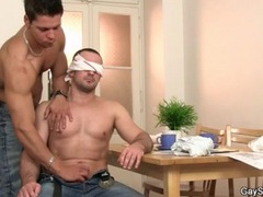 Tricked into a handjob from a gay guy videos