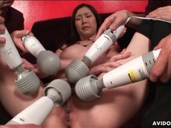 Many vibrators pleasure this japanese girl tubes at japanese.sgirls.net
