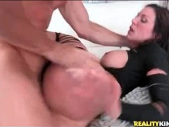 Big butt milf kendra lust fucked by big cock movies at sgirls.net