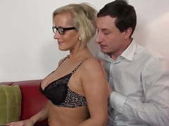 Hot milf and her younger lover 258 movies at kilopills.com