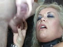 Blonde mature bbw anal videos