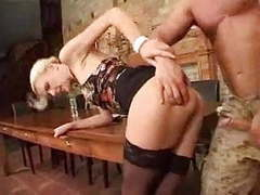 German slut thrashed videos