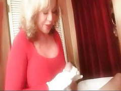 Granny handjob #4 (dirty talking) 'such a good errand boy' movies