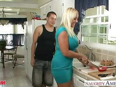 Chesty blonde mom alexis golden take cock movies at kilotop.com