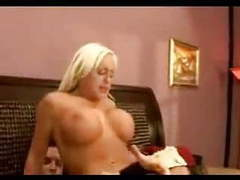 Blonde milf makes him cums twice blck stockings sm65 movies at kilopills.com