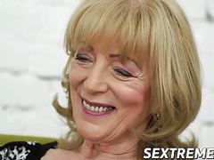 Nasty granny szuzanne needs olivers boner to bang her pussy movies at kilogirls.com