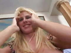 Busty blonde milf picked up and... - cireman movies