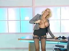 Lucy zara sexy office assistant videos