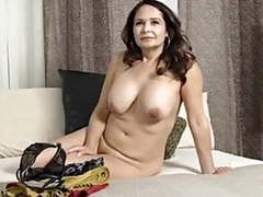 Mom with saggy boobs & sweet cunt movies