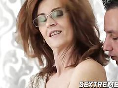 Small tits mature mayna hammered deeply by a stiff cock videos