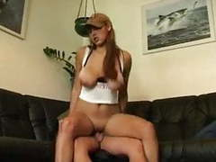 Big natural titted euro girl feels it good videos