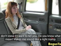 Busty redhead taxi cutie assfucked by driver movies at kilovideos.com