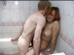 Redhead milf likes clean boys part1 c5m videos