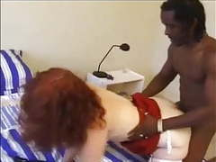 Redhead granny gets a bbc 111.smyt movies at find-best-panties.com
