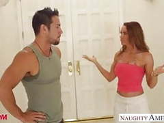 Busty redhead mom janet mason fucking movies at find-best-ass.com