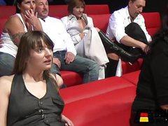 Orgie im porno kino movies at kilosex.com