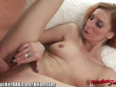 Motherfucker redhead milf banged and creampied videos