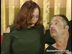 Picked up chubby german redhead videos