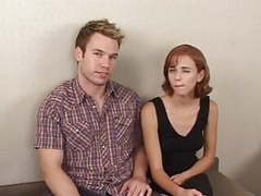 Cute redhead evelyn blow for the races movies at find-best-pussy.com