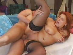 Redhead mature bitch videos