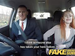 Fake driving school ella hughes fails her test on purpose movies at find-best-mature.com