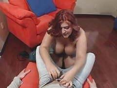 Big redhead milf movies at freekiloporn.com